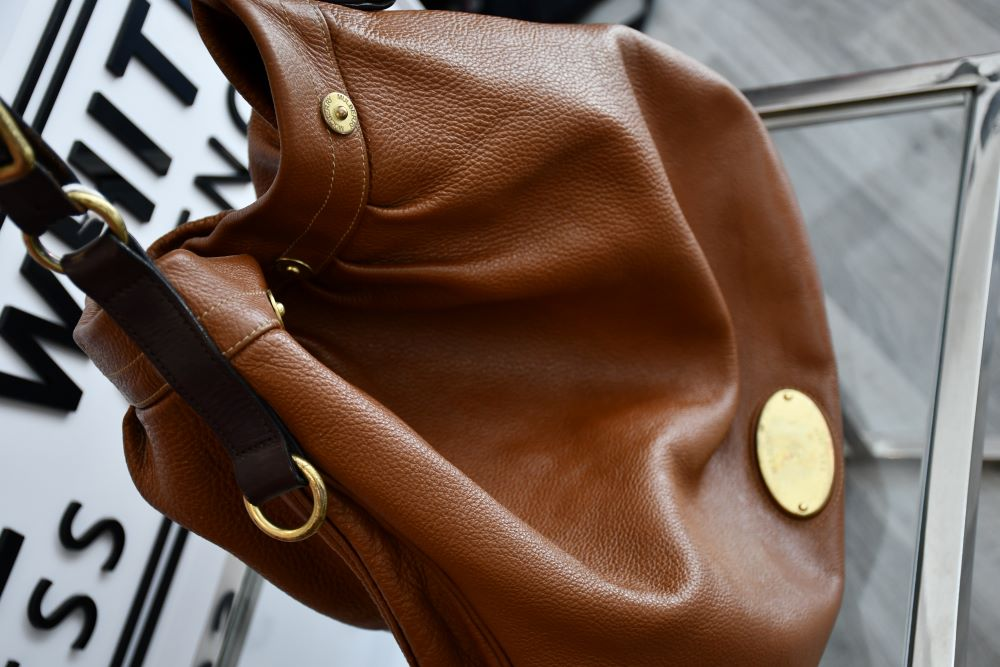 Mulberry oversized mitzy bag